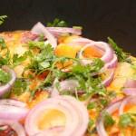 Kartupeļu un čorizo omlete