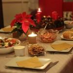 Adventes vakariņas – 2012.gada svētku ēdienkarte