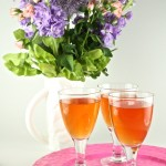 Mājās gatavota ledus tēja