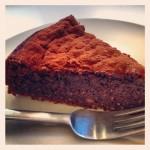 Naidželas šokolādes kūka