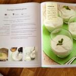 """Grāmatas apskats: """"Ēdam veselīgi"""". Citronu deserta recepte"""