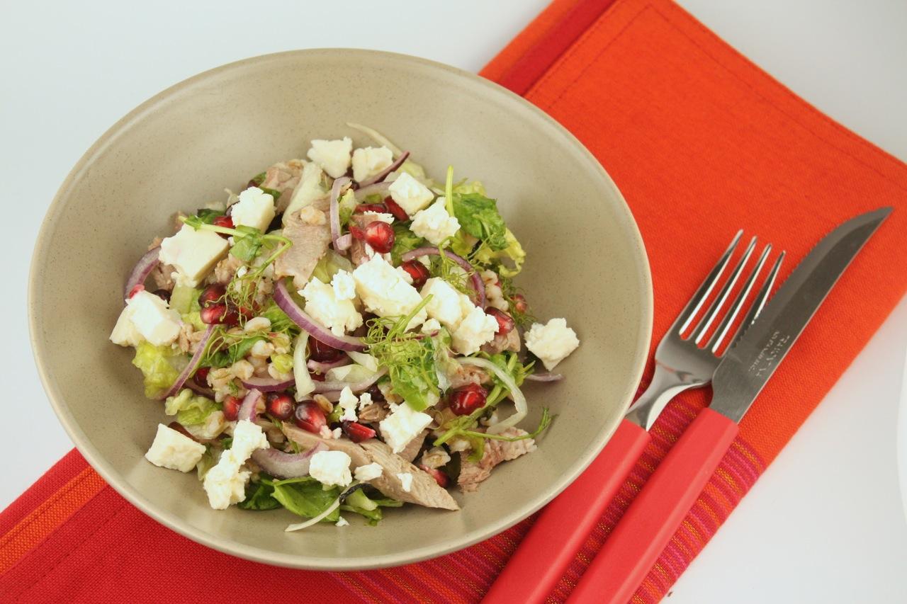 Jēra ziemas salāti - 7891