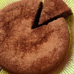 Bezglutēna šokolādes kūka