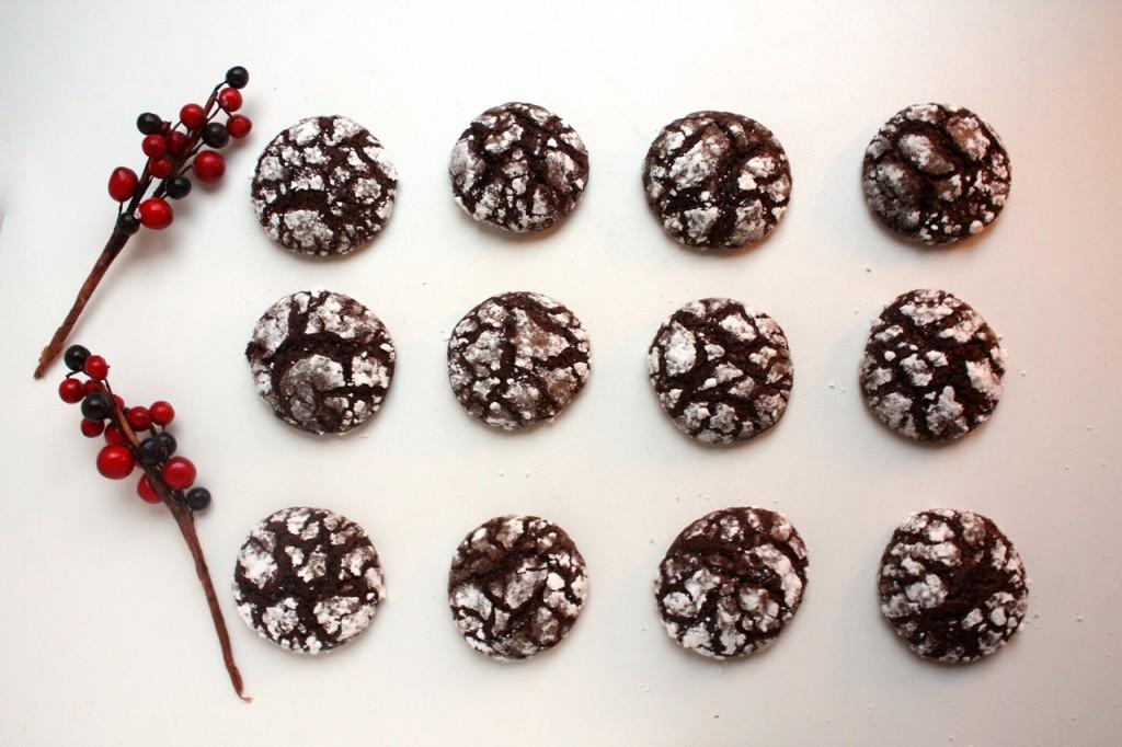 Crinkle cookies - 18