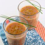 Gaspačo jeb spāņu aukstā tomātu zupa