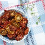 Krāsnī kaltēti tomāti