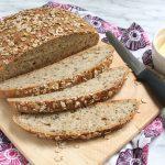 Graudu maize ar kviešu pārslām