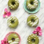 Zaļās tējas jeb 'matcha' virtuļi