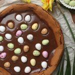 Lieldienu šokolādes kūka