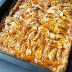 Glazētā ābolkūka