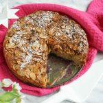 Kefīra kūka ar ogām (vai āboliem)