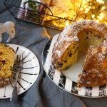 Elzasas Ziemassvētku kūka 'Kugelhopf'