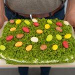 Lieldienu zaļā kūka