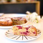 Biezpiena un aveņu kūka